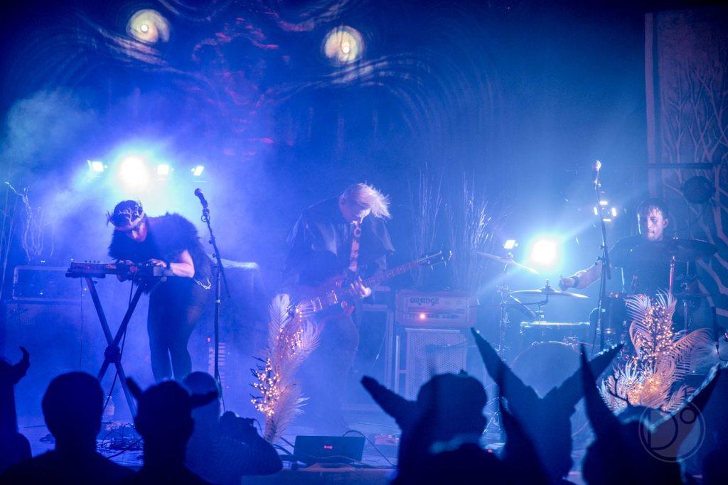 Hot Lips Band performing Karli Forget, Alex Black, Keith Heppler