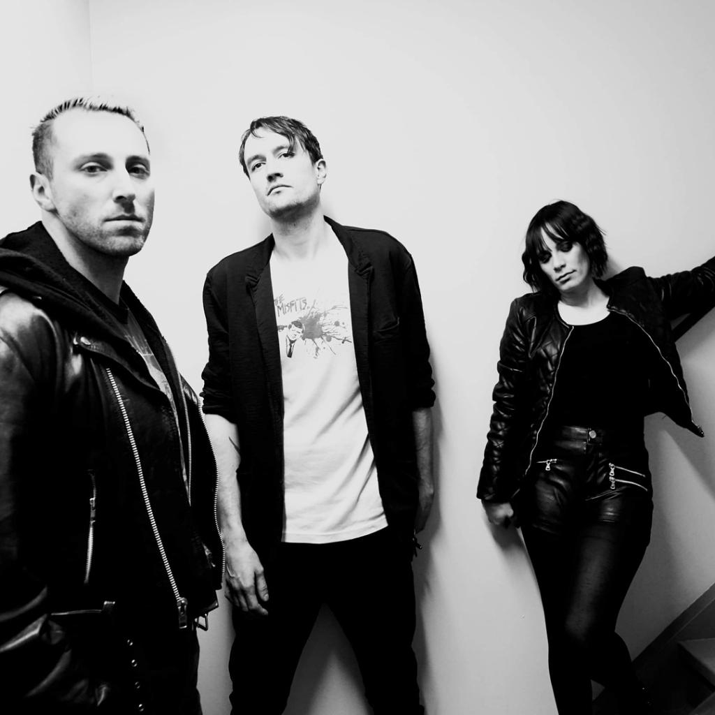 Hot Lips Band Keith Heppler, Alex Black, Karli Forget